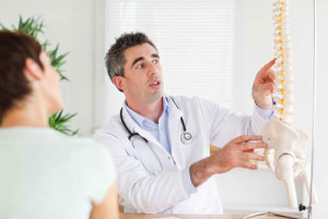 Explaining Spinal Injuries