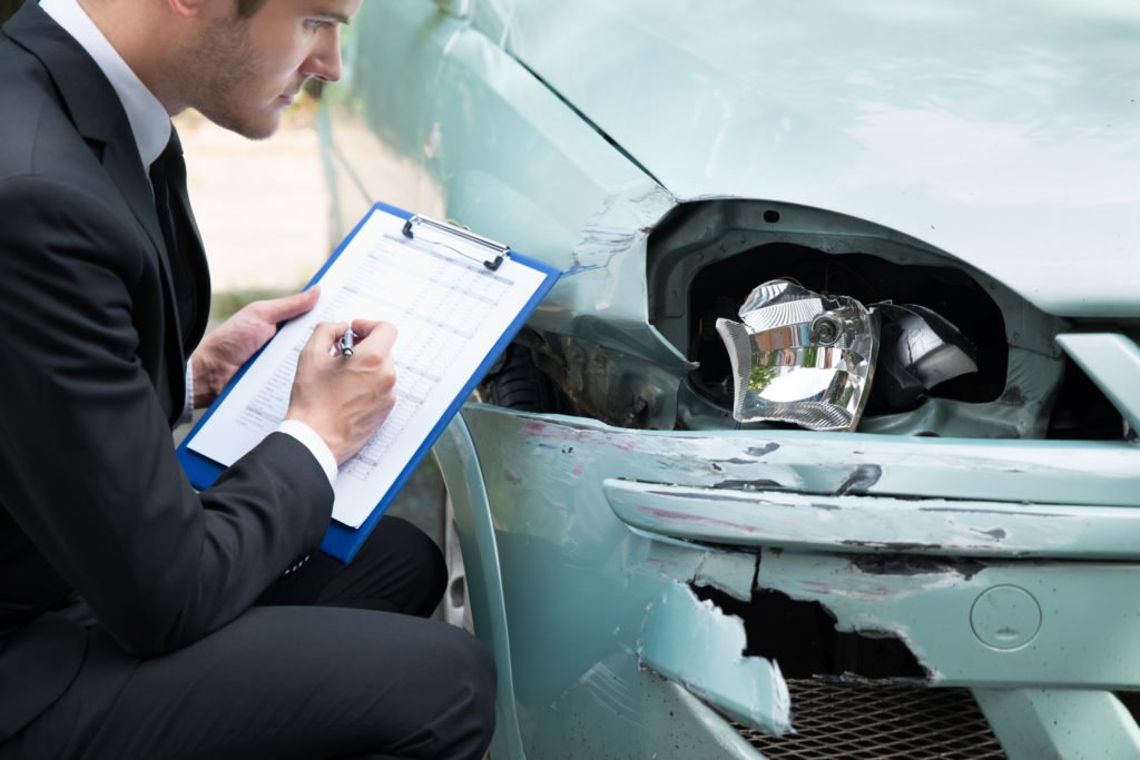 Insurance Agency after Distracted Driving Accident in Hollywood