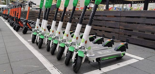 electronic scooter accidents